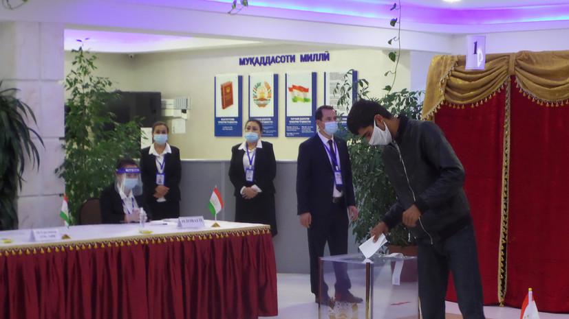 Наблюдатели МПА СНГ оценили выборы президента Таджикистана