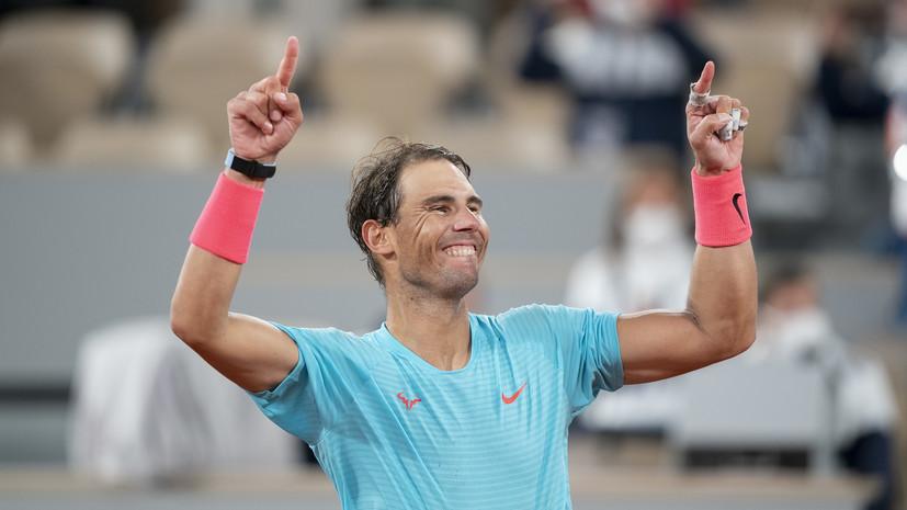 100-я победа в Париже, повторение рекорда Федерера и «баранка» для Джоковича: Надаль в 13-й раз выиграл «Ролан Гаррос»