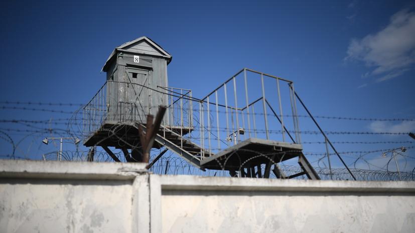 В Иркутской области заключённый сбежал из колонии