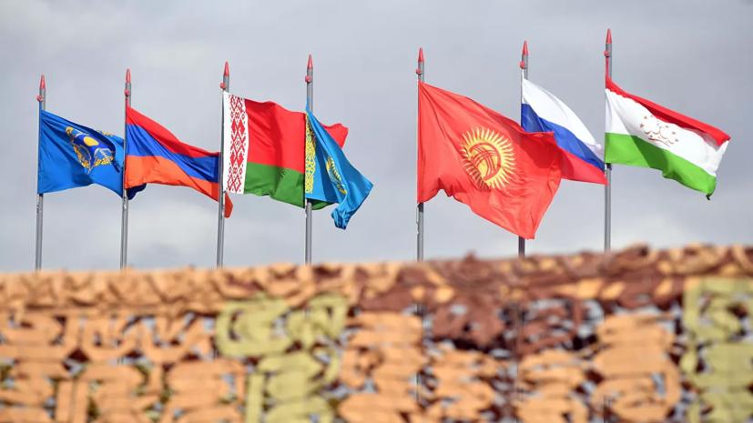 В Белоруссии начались учения ОДКБ «Нерушимое братство-2020»