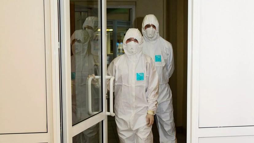 Эксперт оценил ситуацию с пандемией COVID-19