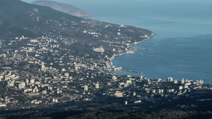 В Крыму оценили возможность ограничений для туристов из-за COVID-19