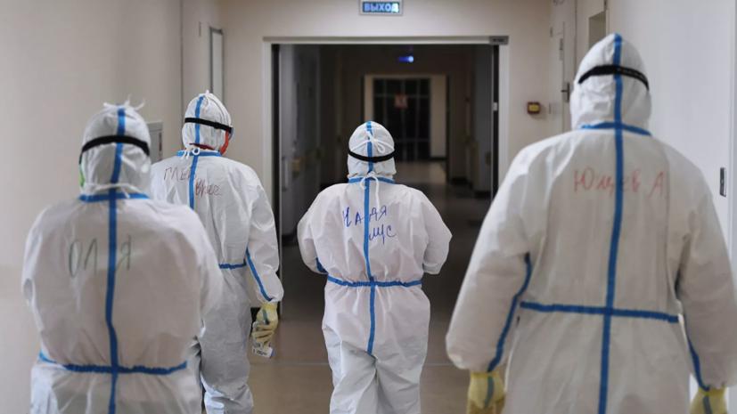 В Москве за сутки умерли 58 пациентов с коронавирусом