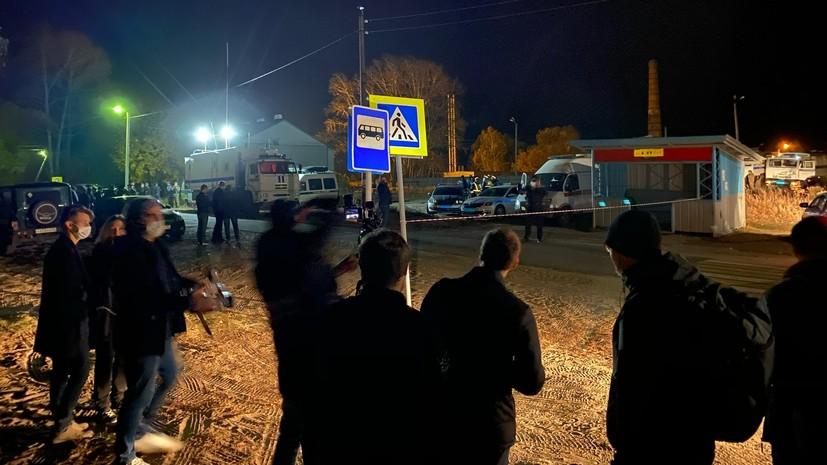 Минздрав Нижегородской области не подтвердил рост числа жертв стрельбы