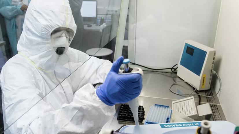 В России за сутки сделали 172 тысячи тестов на коронавирус