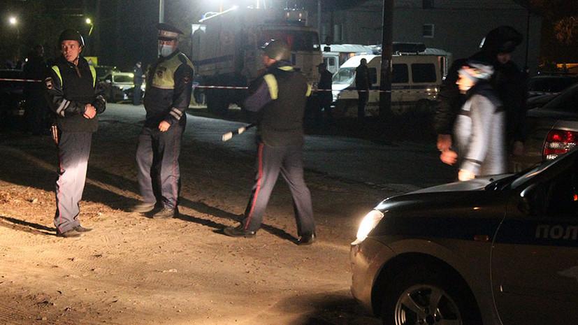 Подозреваемый в стрельбе в Нижегородской области найден мёртвым