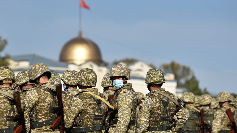 В США прокомментировали ситуацию в Киргизии