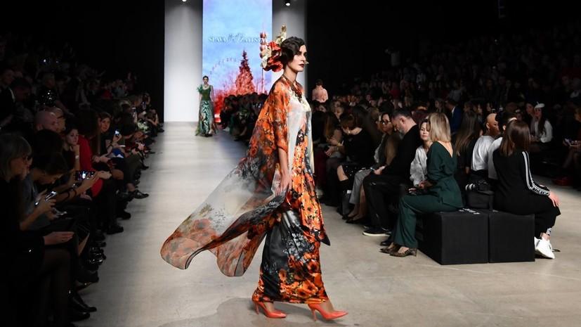Неделю моды Mercedes-Benz Fashion Week проведут на отдельных площадках из-за пандемии