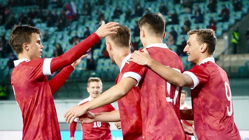 «Отношение к делу у игроков стало другим»: Писарев о выходе молодёжной сборной России по футболу на Евро-2021