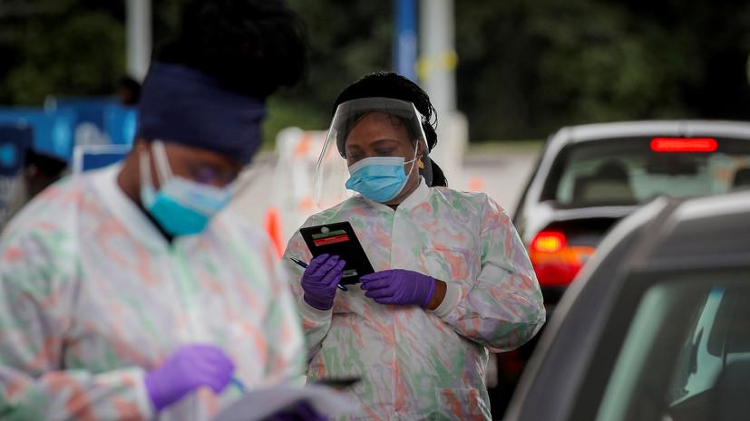 Число случаев коронавируса в мире превысило 38 млн