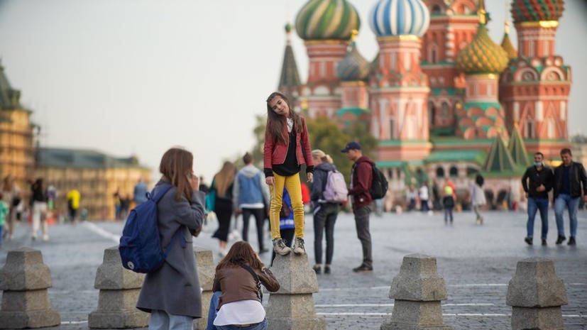 В Москве 14 октября ожидается до +18 °С