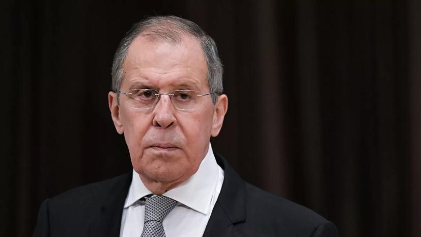 Лавров и глава МИД Азербайджана провели переговоры