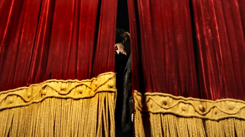 Театр Ермоловой закрылся на карантин из-за коронавируса
