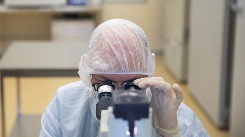Минздрав назвал сроки вывода в гражданский оборот вакцины «Вектора»
