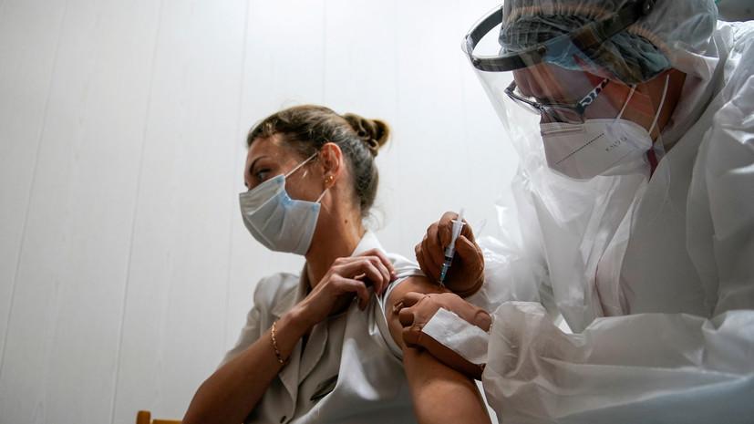 «Нужно наращивать производство»: Путин объявил о регистрации второй российской вакцины от COVID-19