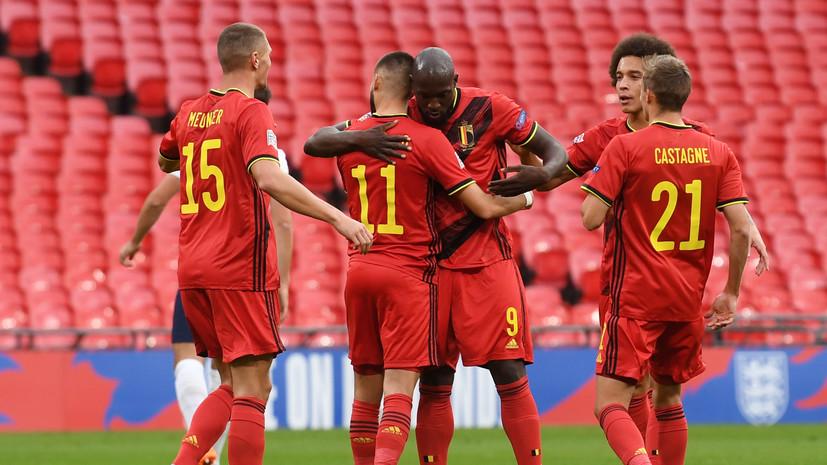 Дубль Лукаку принёс Бельгии победу над Исландией в матче Лиги наций
