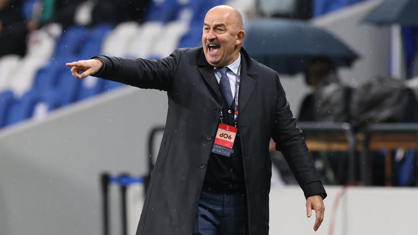 «Россия диктовала правила игры, но реализация вновь подвела»: что говорил Черчесов после матча Лиги наций с Венгрией