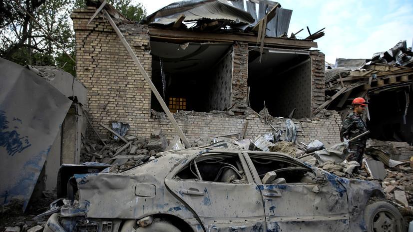 Политдиректора России и ЕС призвали к соблюдению перемирия в Карабахе