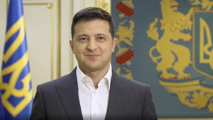 Зеленский назвал второй вопрос из всеукраинского опроса