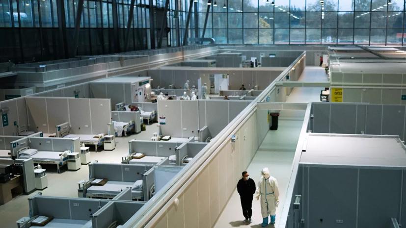 Вирусологоценил сроки выхода на плато по коронавирусу в России