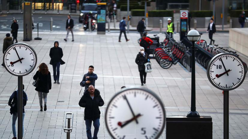 В Лондоне ужесточат ограничительные меры из-за коронавируса
