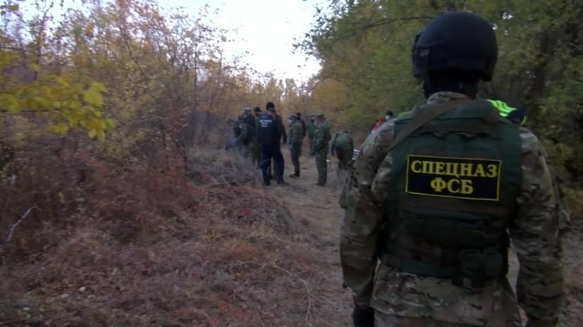 Изъяты оружие, боеприпасы и религиозная литература: ФСБ предотвратила теракт в Волгограде