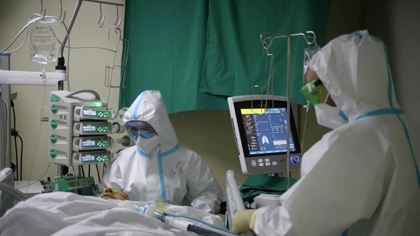 В детском отделении больницы Челябинска развернут дополнительные места для пациентов с COVID-19