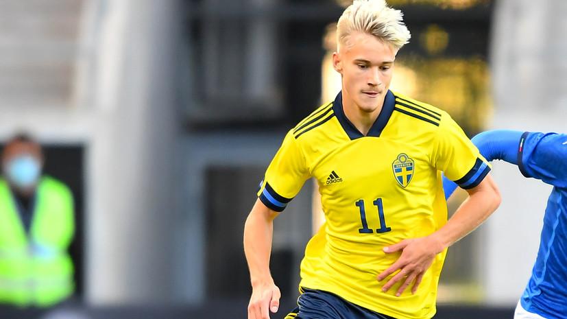 Шведский футболист Альмквист стал игроком «Ростова»