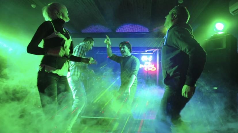 В Москве заявили о безопасности регистрации по QR-кодам в клубах