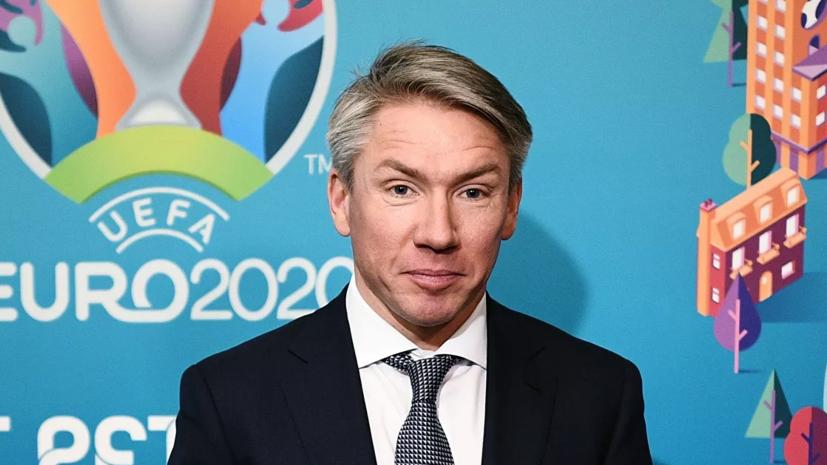 Сорокин опроверг возможность лишения Санкт-Петербурга права на проведение Евро-2020