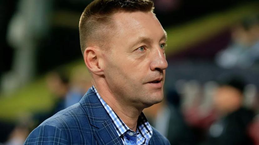 Тихонов стал главным тренером «Астаны» в день своего 50-летия