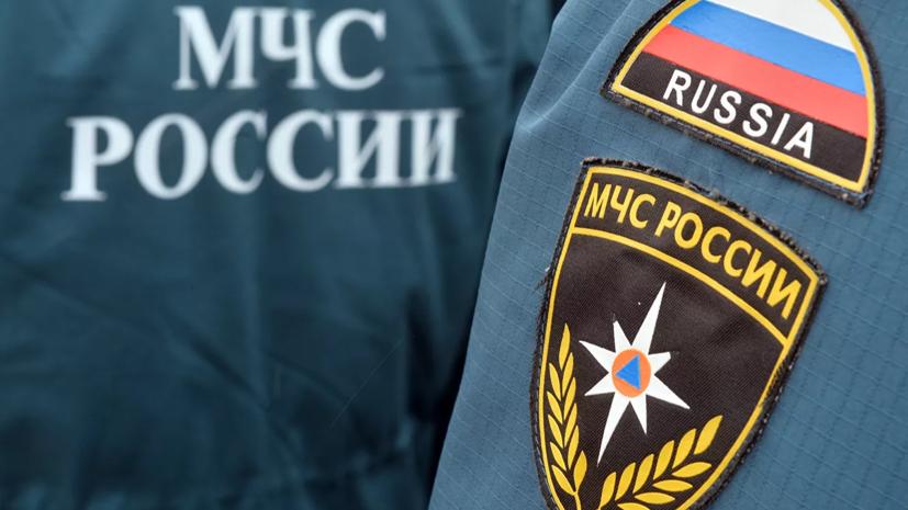 В МЧС назвали причину обрушения дома в Брянской области