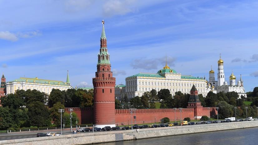 В Кремле выступили за международное сотрудничество в период пандемии
