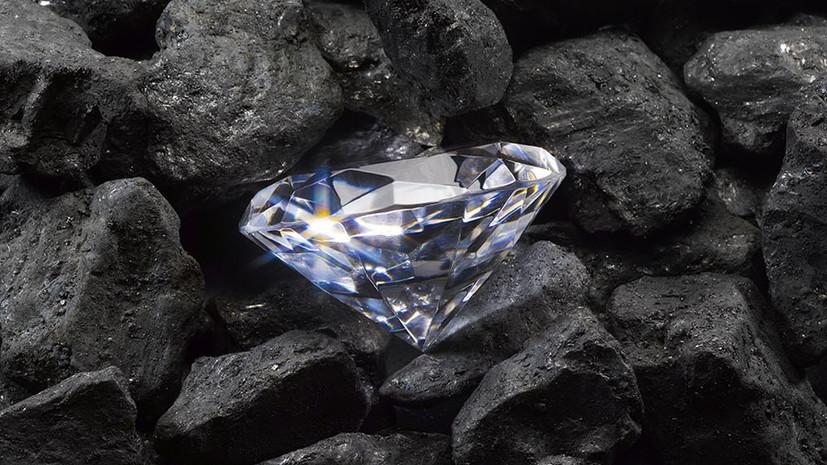 Драгоценные «корни» континентов: происхождение алмазов в мантии Земли удалось установить с помощью суперкомпьютеров