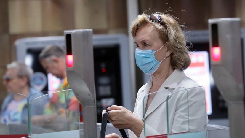 В Роспотребнадзоре оценили рост заболеваемости коронавирусом