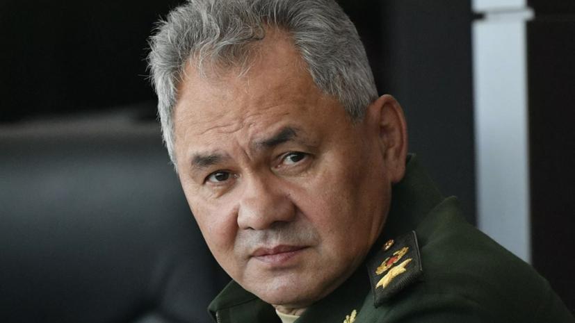 Шойгу передал Казахстану документы о Великой Отечественной войне