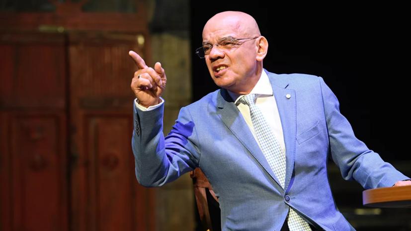Райкин рассказал о замене спектакля «Всем кого касается» в «Сатириконе» 23 октября