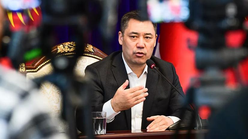 В Киргизии назначили нового главу Госкомитета нацбезопасности