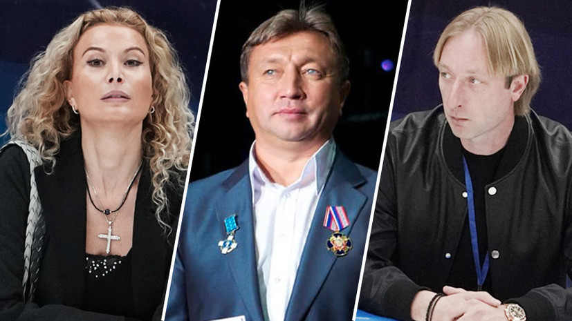 «Даже не думал о заслугах Евгения»: как директор школы «Самбо-70» Лайшев вмешался в конфликт между Тутберидзе и Плющенко
