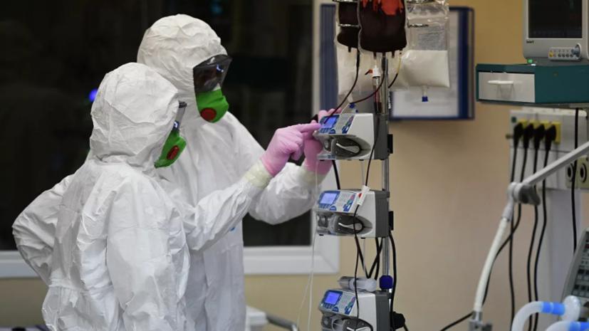В России за сутки от коронавируса вылечились 8617 пациентов