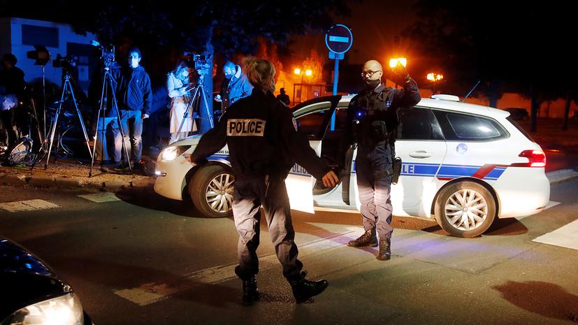 Французская газета назвала имя подозреваемого в убийстве около Парижа