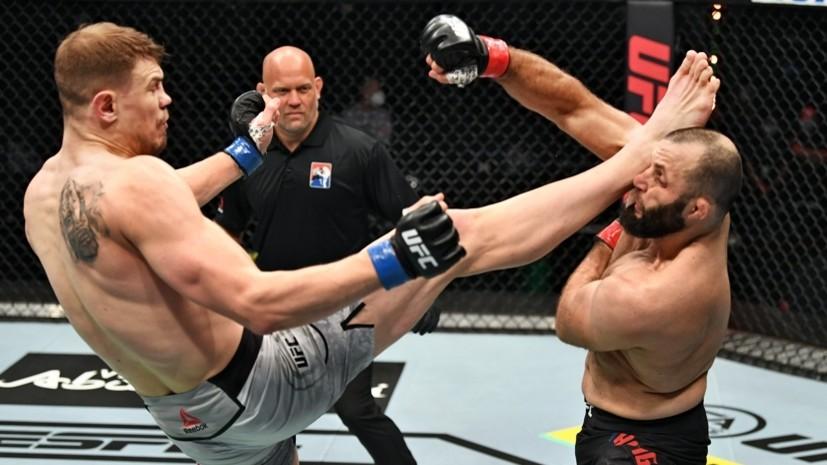 Быстрый нокаут от Нурмагомедова, победа Гришина над Антигуловым и триумф Ортеги: чем запомнился UFC Fight Island 6