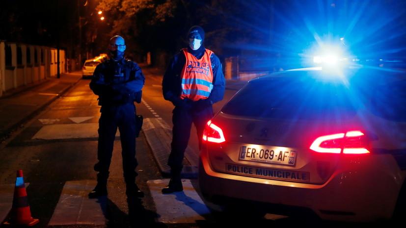 СМИ: Во Франции задержали 11-го человека по делу об убийстве учителя