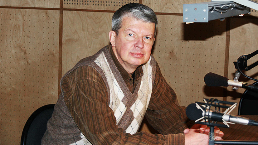 Умер писатель Алексей Михеев