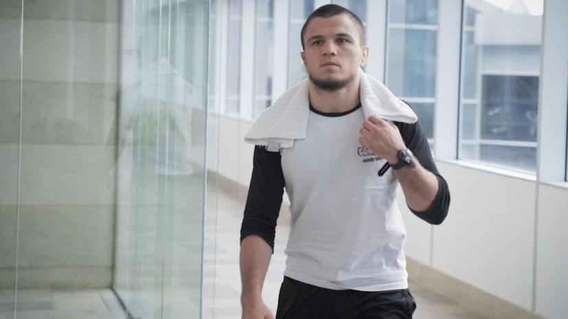В команде госпитализированного Умара Нурмагомедова сообщили его диагноз