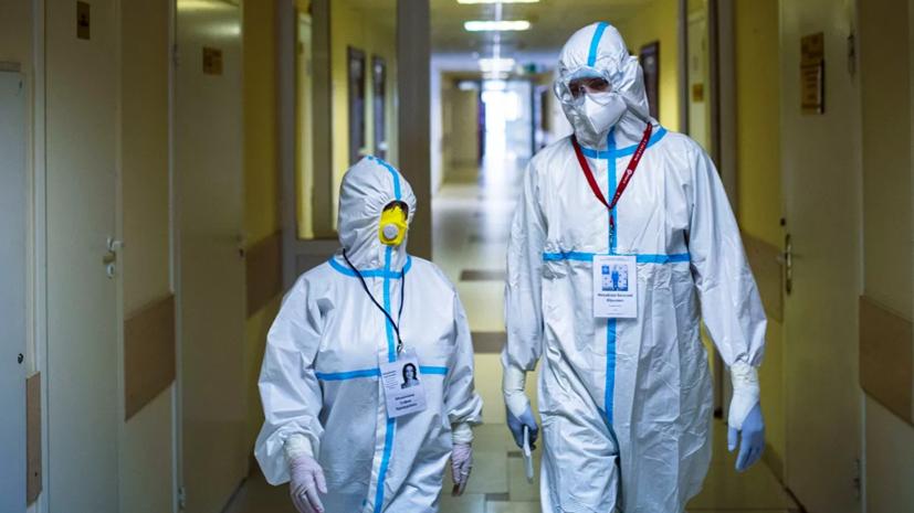 Больницу в Челябинске полностью перепрофилируют под лечение пациентов с COVID-19