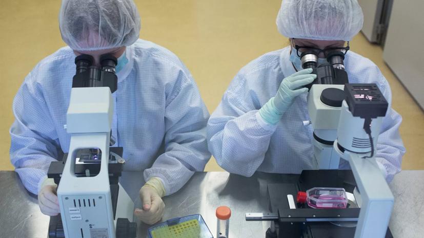 В Петербурге начались клинические испытания третьей вакцины от COVID-19