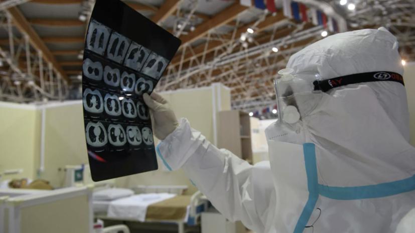 Ещё 49 пациентов с коронавирусом скончались в Москве