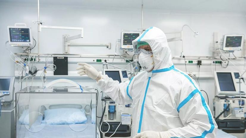 В России за сутки умерли 269 пациентов с коронавирусом