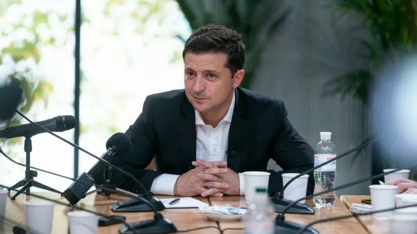 В Киеве готовят проект переходного периода после реинтеграции Донбасса